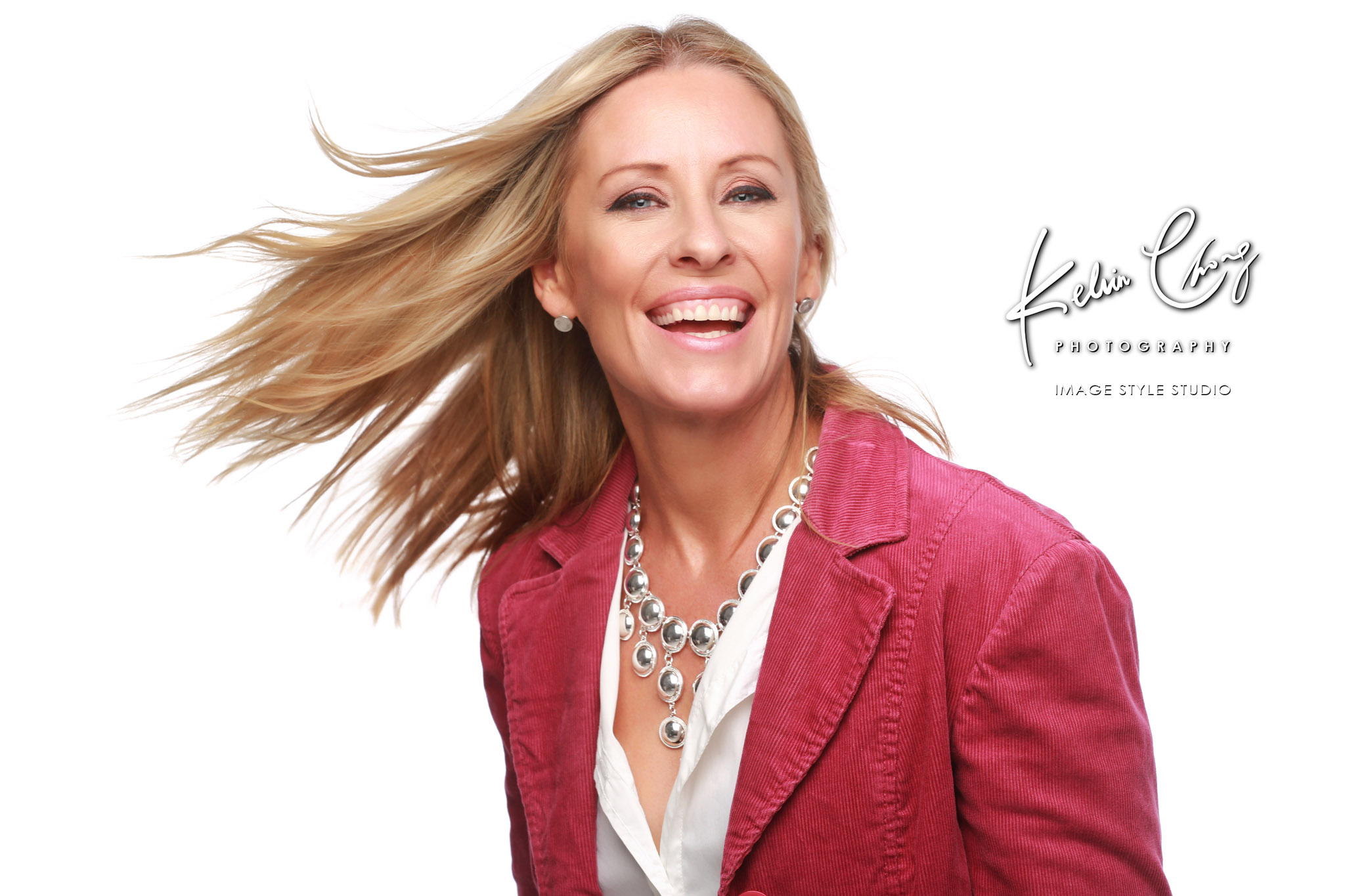 Glamour Headshot - Jen Atkins Health & Wellness Speaker